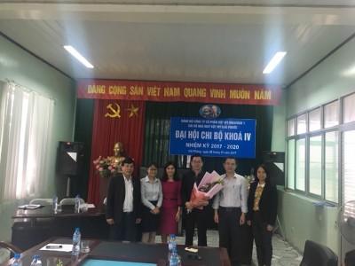Hình ảnh đại hội chi bộ nhà máy bột mỳ Bảo Phước